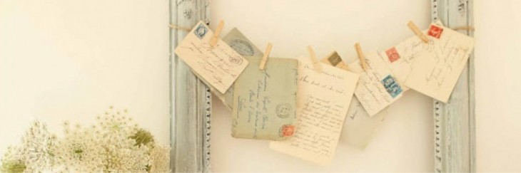Love letters…